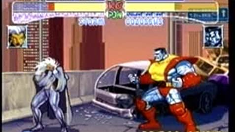 X-Men: Children of the Atom (Video Game 1994) - IMDb