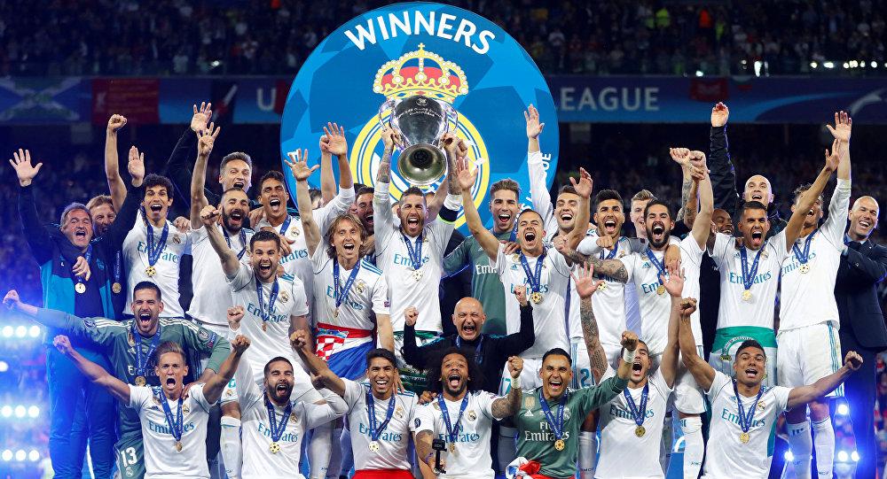Final Real Madrid Vs Liverpool 2018