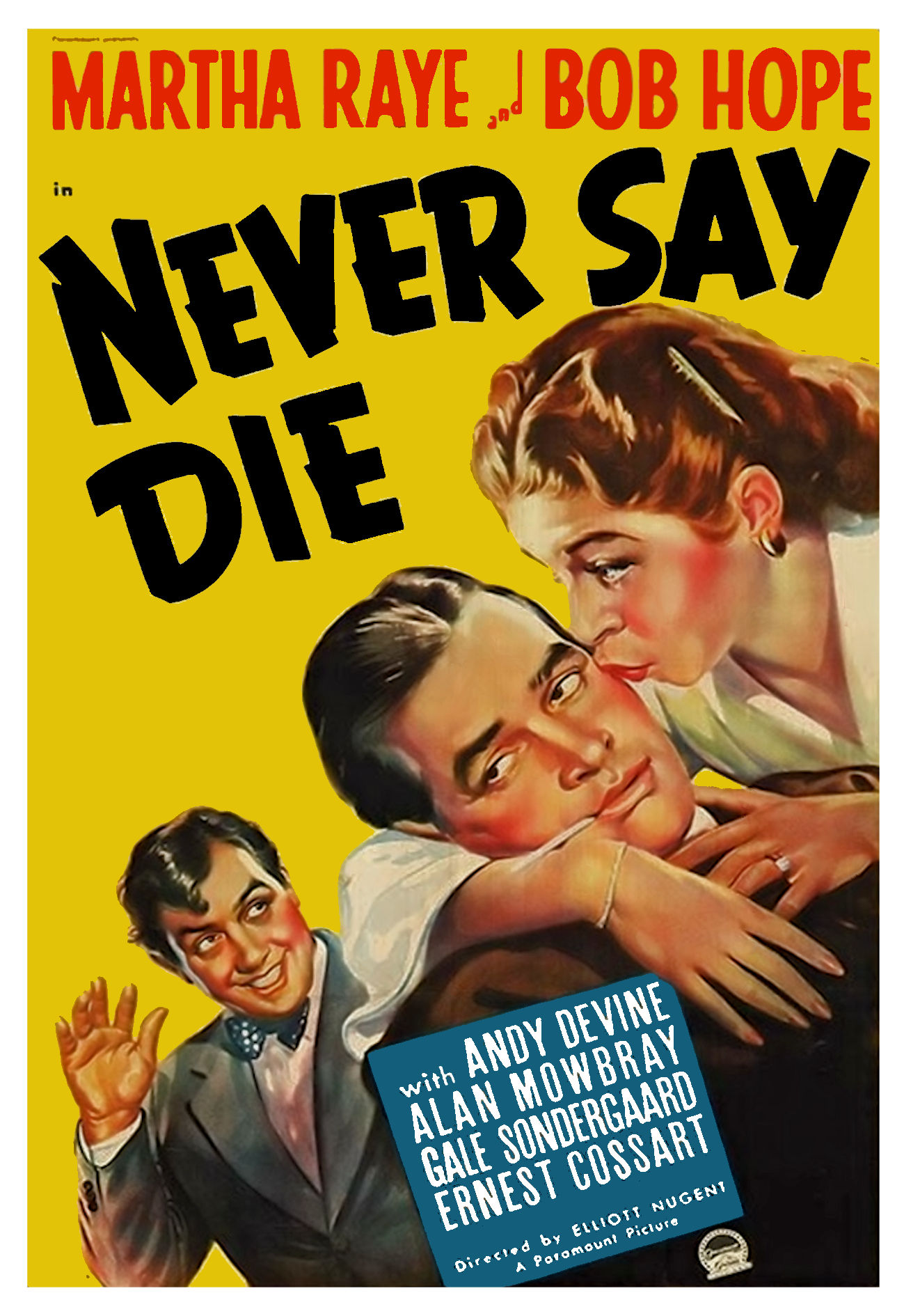 Never Say Die 1939 Imdb