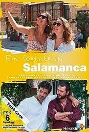 Ein Sommer in Salamanca Poster