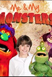 Me & My Monsters Poster