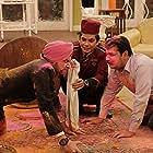Daman Baggan, Gireesh Sahdev, and Shaynam Ladakhi in Best of Luck Nikki (2011)