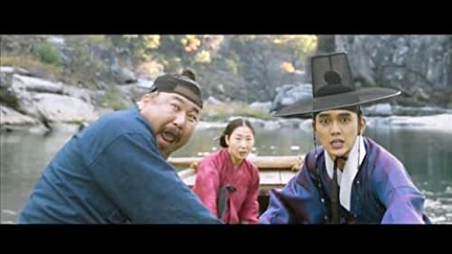 Teaser Trailer for Seondal: The Man Who Sells the River