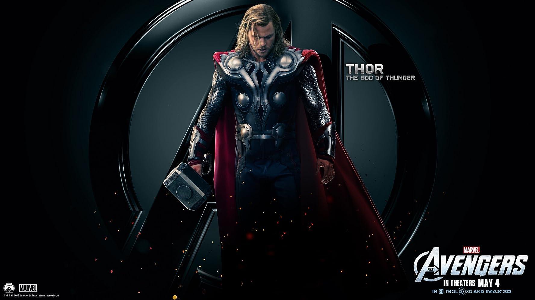 Chris Hemsworth in The Avengers (2012)