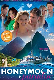 Honeymoon in Paradise Poster - Movie Forum, Cast, Reviews
