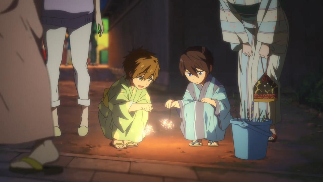 Gekijouban Free! Timeless Medley: Kizuna (2017)