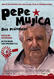 Pepe Mujica - Lessons from the Flowerbed Poster