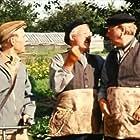 Christian Arhoff, Peter Malberg, and Ib Mossin in Kampen om Næsbygård (1964)