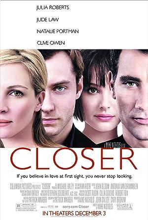 Closer film Poster
