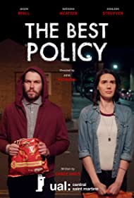 Jason Ryall and Natasha Mcateer in The Best Policy (2018)