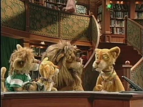 Between The Lions: Pandoras Box