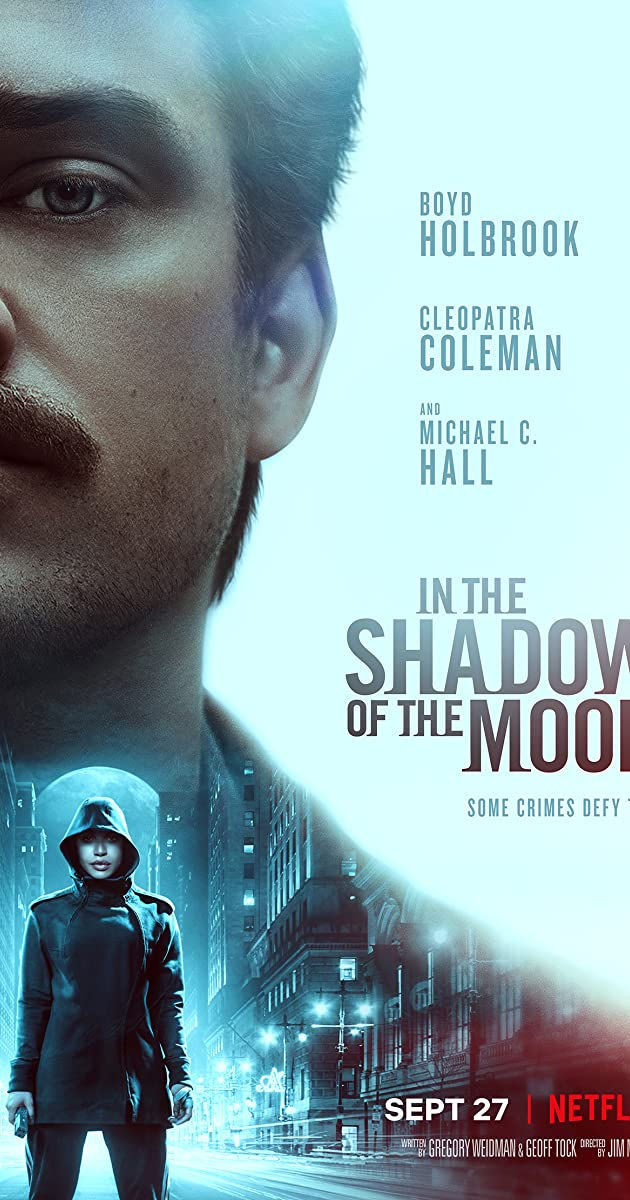 Subtitle of In the Shadow of the Moon