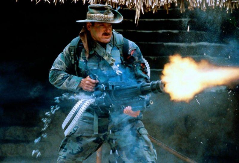 Jesse Ventura in Predator (1987)