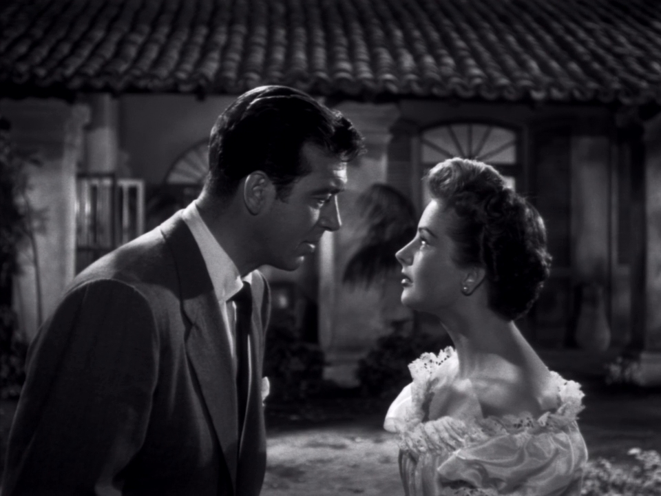 Coleen Gray and John Payne in Kansas City Confidential (1952)