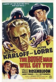 The Boogie Man Will Get You (1944) film en francais gratuit
