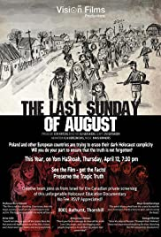 The Last Sunday in August Poster