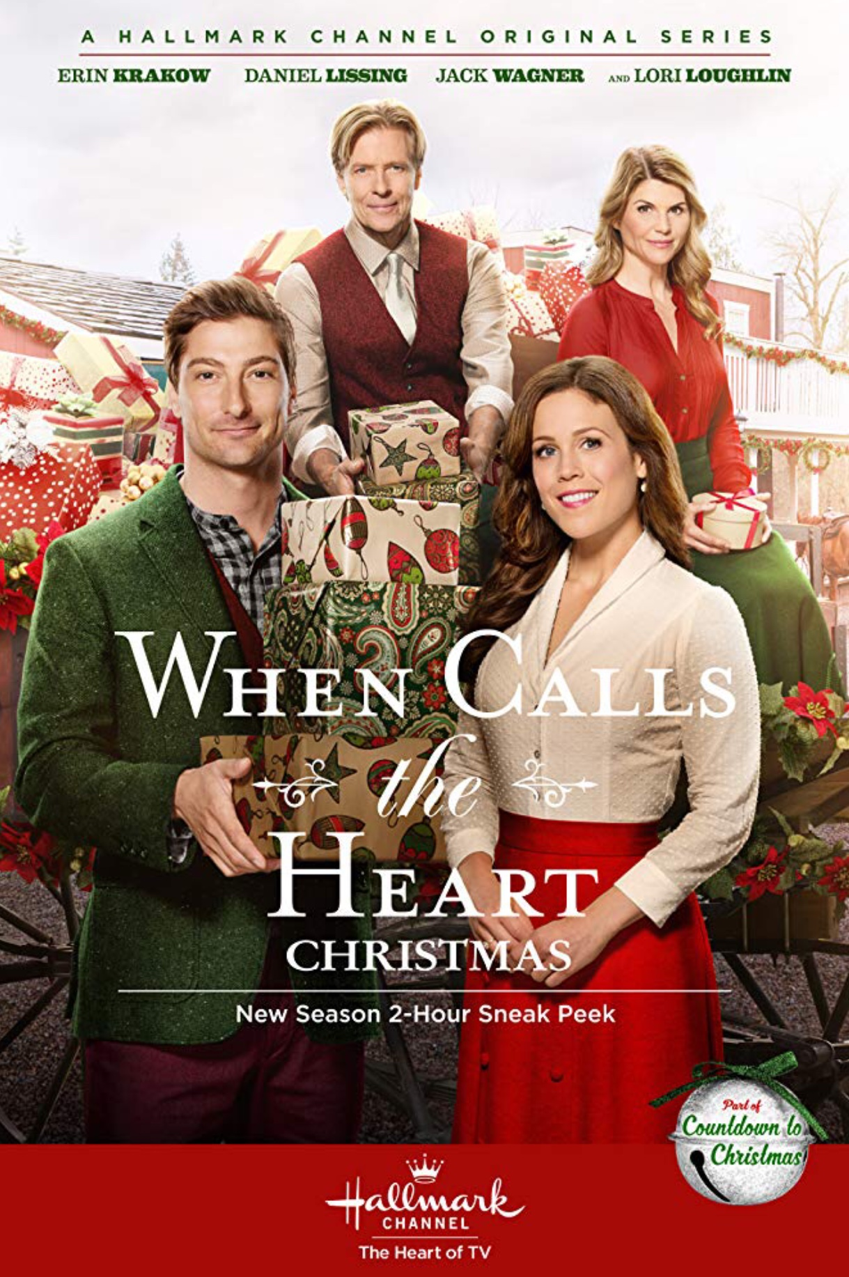 The Heart Of Christmas.When Calls The Heart A When Calls The Heart Christmas Tv