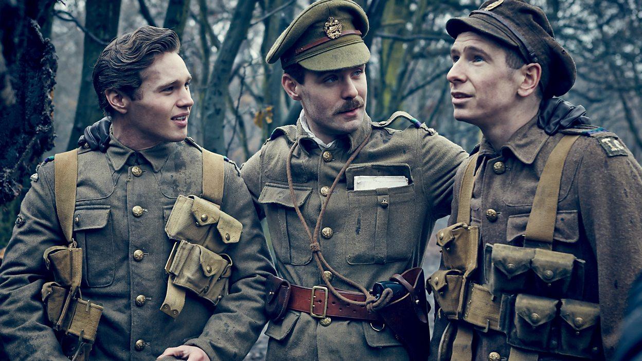 Our World War (2014) S1 - Ep2 -  Pals