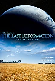The Last Reformation: The Beginning Poster