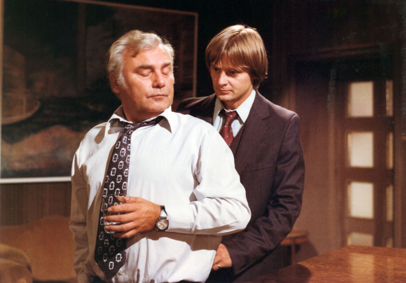Petr Hanicinec and Ivan Lutanský in Mezicas (1981)