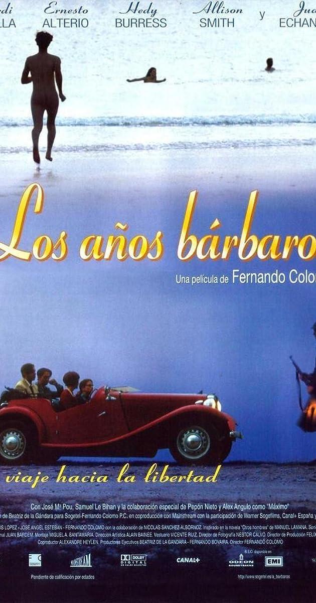 Los años bárbaros (1998) Subtitles