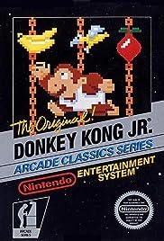 Donkey Kong Jr. Poster