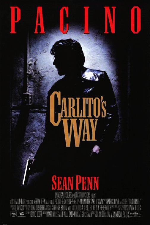 Carlito's Way (1993) BluRay 480p, 720p & 1080p