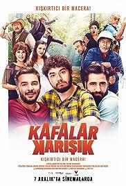 Kafalar Karisik Poster