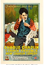 Triple Trouble Poster