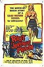 Riot in Juvenile Prison (1959) Poster