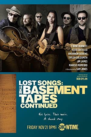 Where to stream Lost Songs: The Basement Tapes Continued