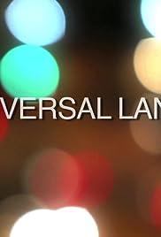 The Universal Language Poster