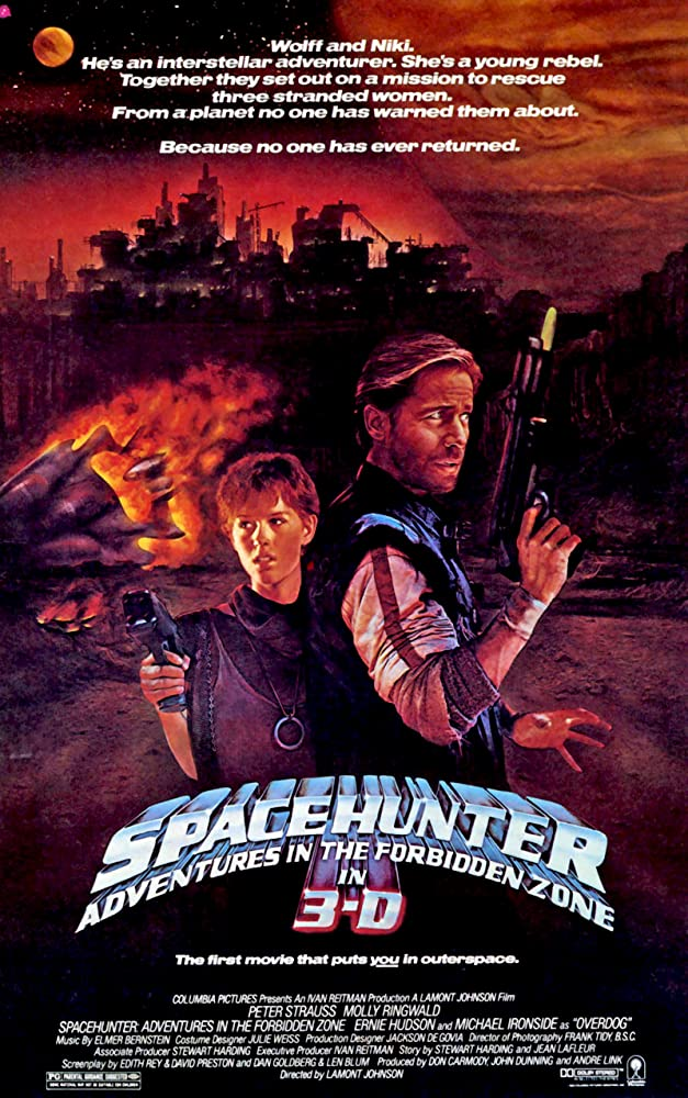 Spacehunter: Adventures in the Forbidden Zone (1983)