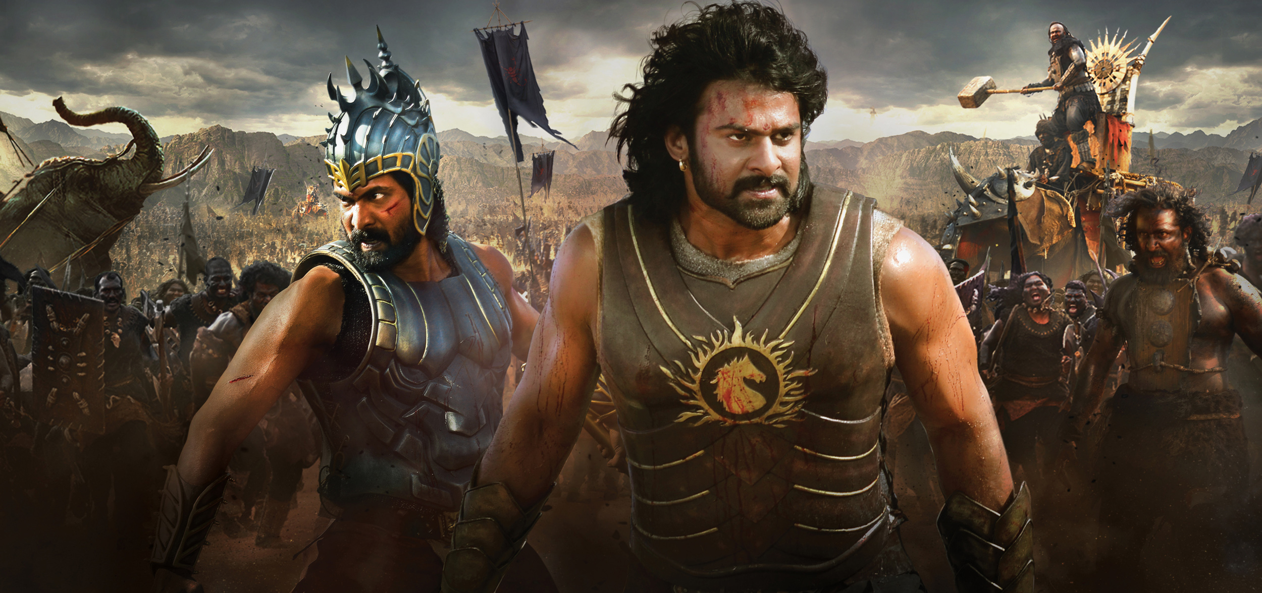 Bahubali: The Beginning (2015) - Photo Gallery - IMDb