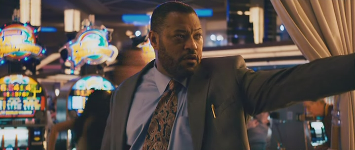 Laurence Fishburne in 21 (2008)