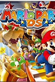 Mario Party DS Poster