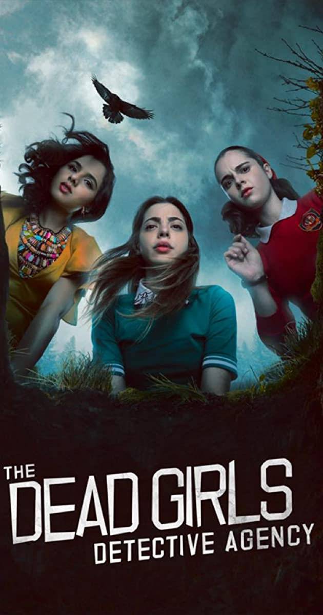 Download The Dead Girls Detective Agency or watch streaming online complete episodes of  Season 2 in HD 720p 1080p using torrent