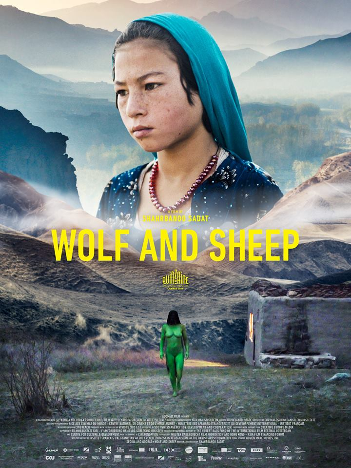 Wolf and Sheep – Lup și oaie (2016)