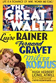 The Great Waltz Poster