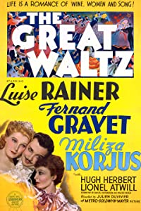 Short movie clips free download The Great Waltz [2160p]