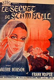 The Secret of Stamboul Poster