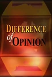 Difference of Opinion Poster