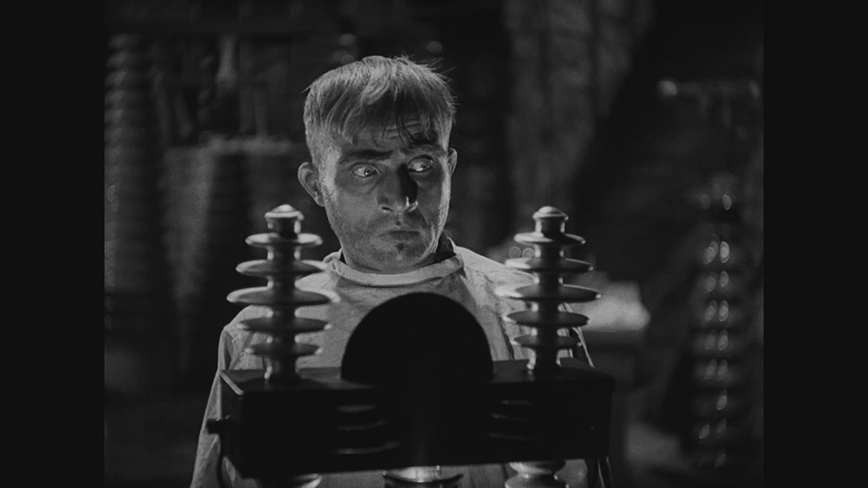 Dwight Frye in Bride of Frankenstein (1935)