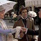 Cybill Shepherd, Barry Brown, and Duilio Del Prete in Daisy Miller (1974)