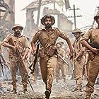 Sunny Kaushal and Rohit Choudhary in The Forgotten Army - Azaadi ke liye (2020)