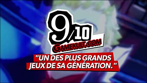 Persona 5: Accolades (French)