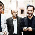 Rufus Beck, Stelios Mainas, and Ivano Marescotti in Brazilero (2001)
