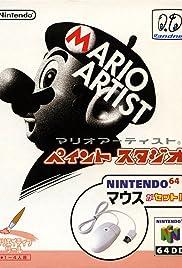 Mario Artist: Paint Studio (Video Game 1999) - IMDb