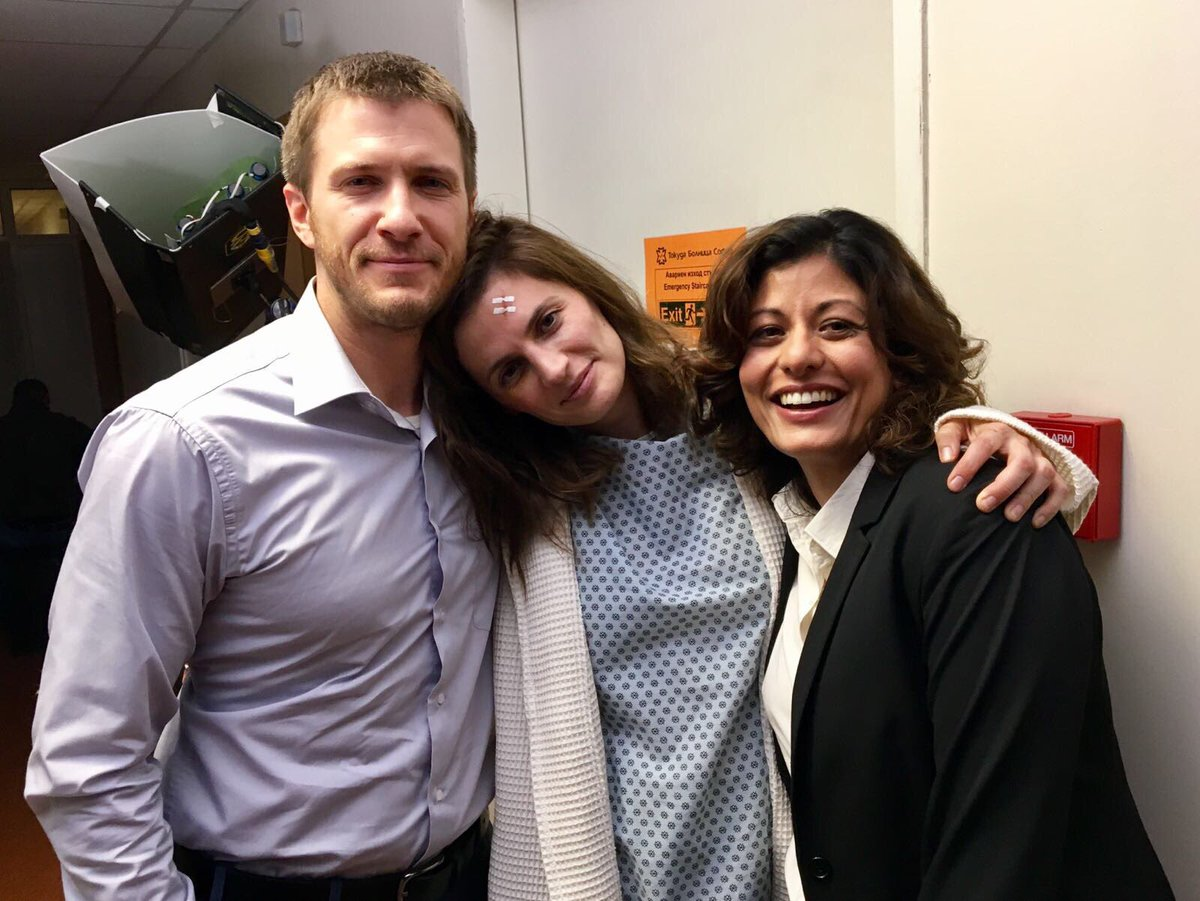 Absentia, 2017 with Stana Katic & Patrick Heusinger