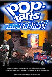 Pop-Tart Adventures Poster